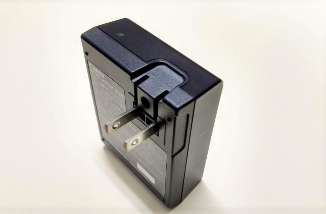 キヤノン バッテリー充電器